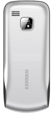 Мобільний телефон Keneksi S9 Silver 2