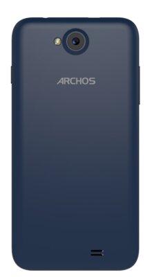 Смартфон Archos 50C Platinum Blue 5