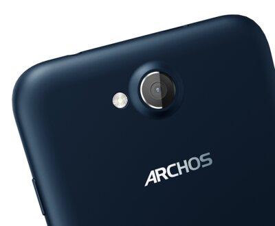 Смартфон Archos 50C Platinum Blue 4