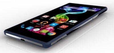 Смартфон Archos 55 Platinum Blue 3