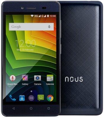 Смартфон Nous NS 3 Blue 4