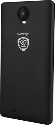 Смартфон Prestigio 3509 Wize E3 Dual Black 5