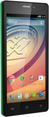 Смартфон Prestigio 3509 Wize E3 Dual Green 2