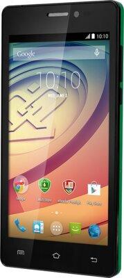 Смартфон Prestigio 3509 Wize E3 Dual Green 3