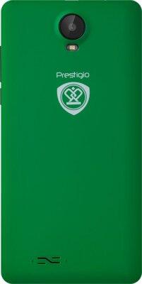 Смартфон Prestigio 3509 Wize E3 Dual Green 5
