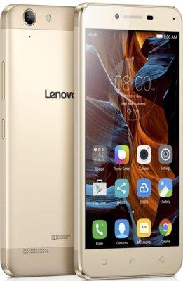 Смартфон Lenovo Vibe K5 Plus (A6020a46) Gold 4