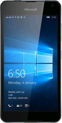 Смартфон Microsoft Lumia 650 Dual Sim Black 1