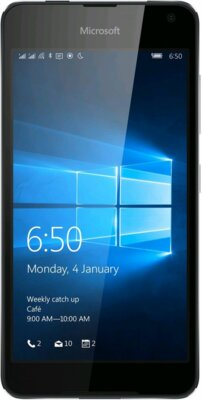 Смартфон Microsoft Lumia 650 SS Black 1