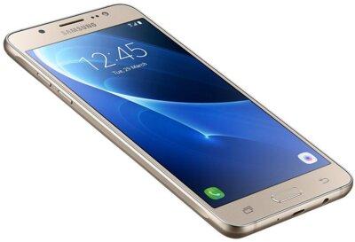 Смартфон Samsung Galaxy J5 (2016) SM-J510H Gold 3