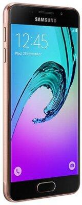 Смартфон Samsung Galaxy A3 (2016)  SM-A310F Pink Gold 2