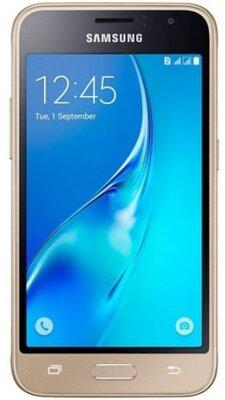 Смартфон Samsung Galaxy J1 (2016) SM-J120H Gold 1
