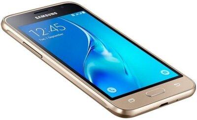 Смартфон Samsung Galaxy J1 (2016) SM-J120H Gold 2