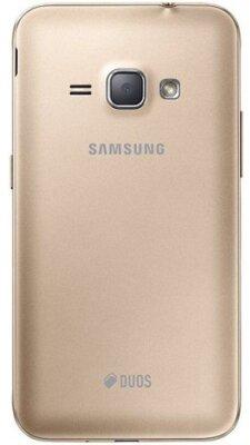 Смартфон Samsung Galaxy J1 (2016) SM-J120H Gold 3