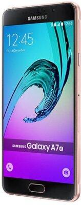 Смартфон Samsung Galaxy A7 (2016) SM-A710F Pink Gold 2