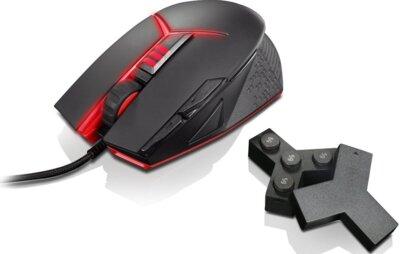 Мышь Lenovo Y Gaming Precision Mouse Black 3