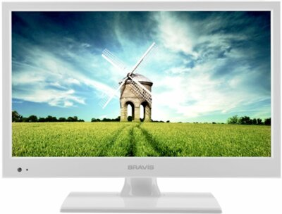 Телевизор Bravis LED-1615 White 1