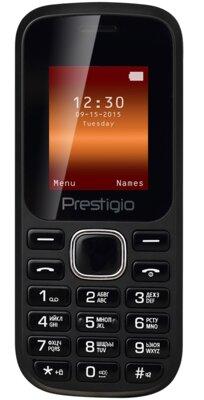 Мобільний телефон Prestigio 1180 Dual Sim Black 1