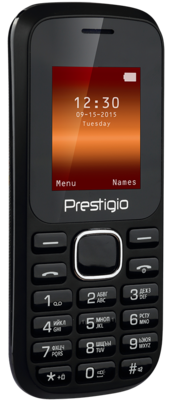 Мобільний телефон Prestigio 1180 Dual Sim Black 2