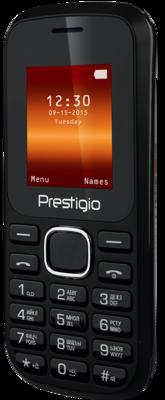 Мобільний телефон Prestigio 1180 Dual Sim Black 3
