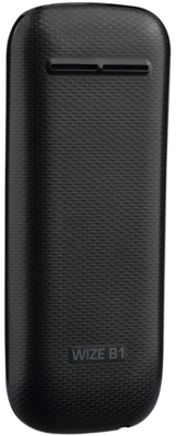 Мобільний телефон Prestigio 1180 Dual Sim Black 4