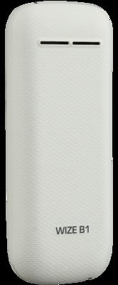 Мобильный телефон Prestigio 1180 Dual Sim White 4
