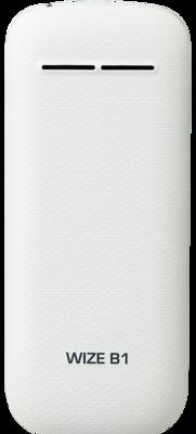 Мобильный телефон Prestigio 1180 Dual Sim White 5