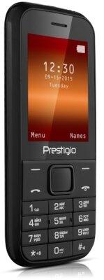 Мобильный телефон Prestigio 1240 Dual Sim Black 2