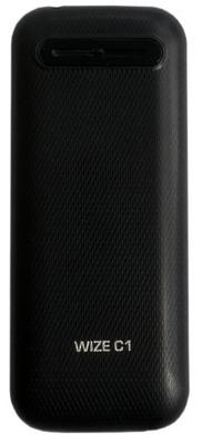 Мобильный телефон Prestigio 1240 Dual Sim Black 3