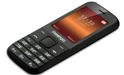 Мобильный телефон Prestigio 1240 Dual Sim Black 4