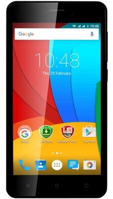 Смартфон Prestigio MultiPhone 3507 Wize N3 Dual Black 1