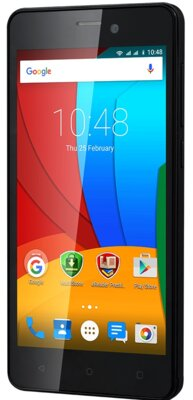 Смартфон Prestigio MultiPhone 3507 Wize N3 Dual Black 2