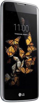 Смартфон LG K350E K8 LTE Black Blue 2
