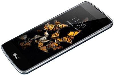 Смартфон LG K350E K8 LTE Black Blue 3