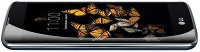 Смартфон LG K350E K8 LTE Black Blue 4