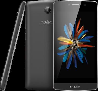 Смартфон TP-Link  Neffos C5 Dark Grey 2