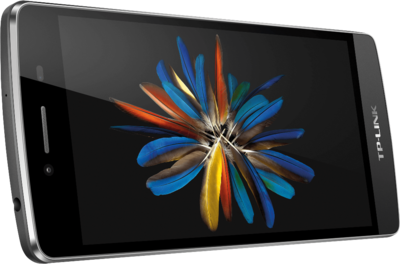 Смартфон TP-Link  Neffos C5 Dark Grey 3