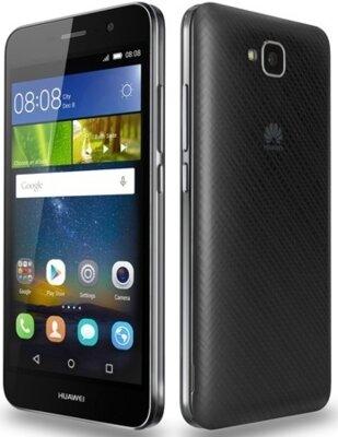 Смартфон Huawei Y6 Pro DualSim Grey 2