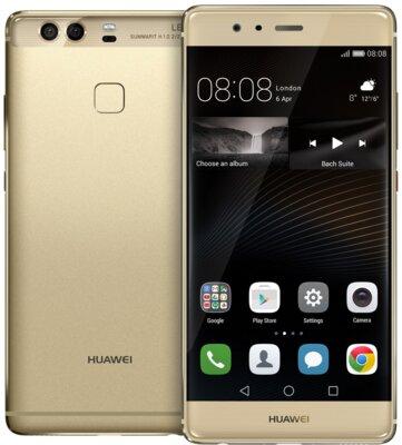 Смартфон Huawei P9 32GB Dual Sim EVA-L19 Prestige Gold 3