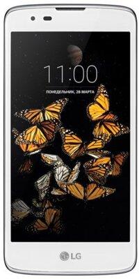 Смартфон LG K350E K8 LTE White 1