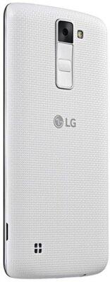 Смартфон LG K350E K8 LTE White 3