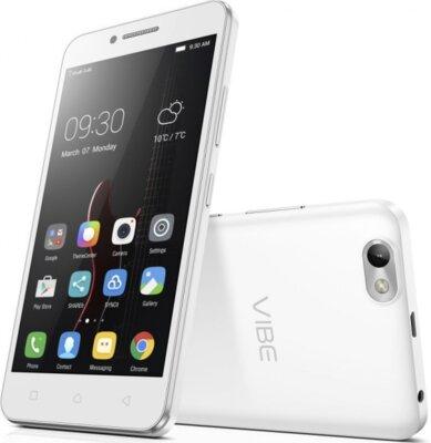 Смартфон Lenovo VIBE C (A2020) White 1