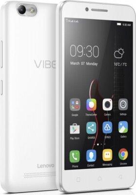 Смартфон Lenovo VIBE C (A2020) White 3