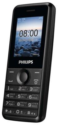 Мобільний телефон Philips Xenium E103 Black 3