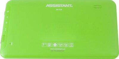 Планшет Assistant AP-719 Green 2