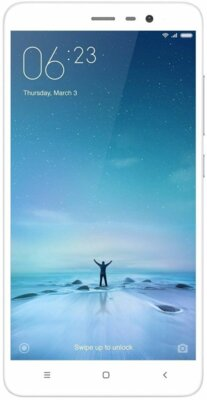 Смартфон Xiaomi Redmi Note 3 16Gb Silver Українська версія 1