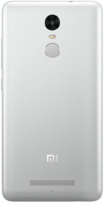 Смартфон Xiaomi Redmi Note 3 16Gb Silver Українська версія 8