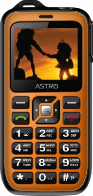 Мобільний телефон Astro B200 RX Orange 1