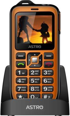 Мобільний телефон Astro B200 RX Orange 2