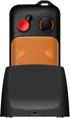 Мобільний телефон Astro B200 RX Orange 4