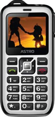 Мобільний телефон Astro B200 RX White 1